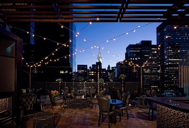 Rooftop Bars NYC - Best Rooftop Bars in NYC - Thrillist New York