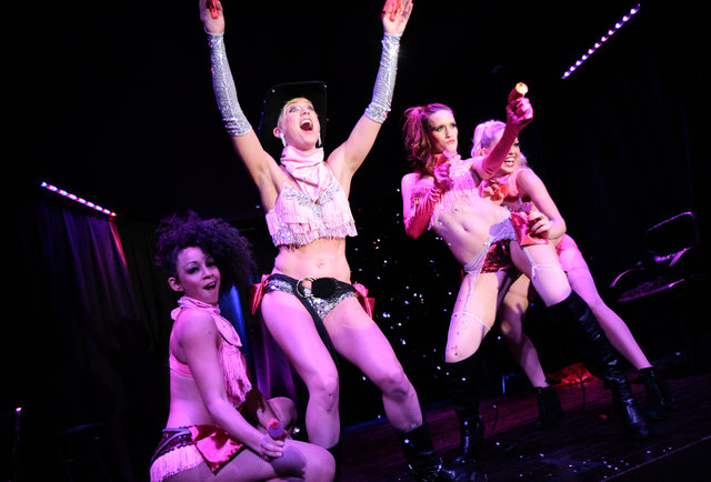 Sultry Burlesque + a Cocktail In Noho