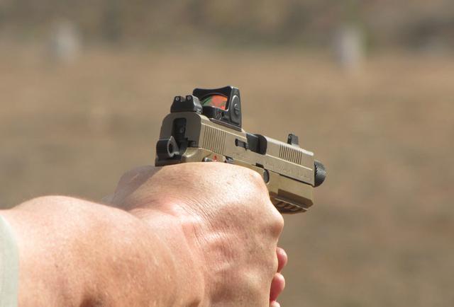 Big Sandy Shoot Pistol