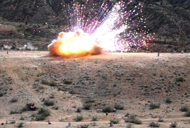Big Sandy Shoot Target