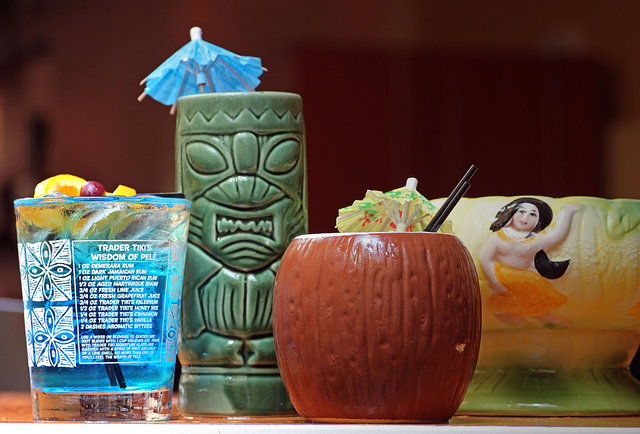 Tiki Time at The Majestic