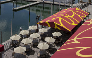 The Deck at the Golden Nugget