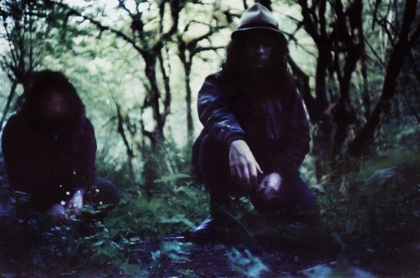 Black Cascade is a Wolves in the Throne Room Album (Duh)