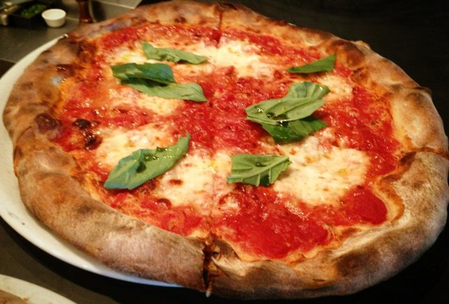 Pizza at Pizzeria Bianco