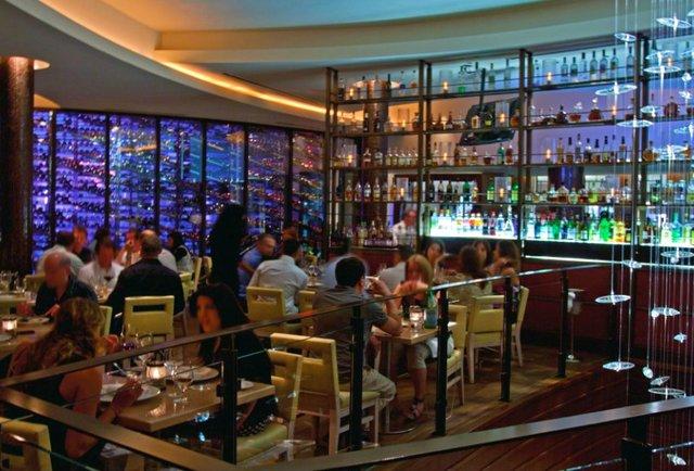 Interior at Gotham Steak