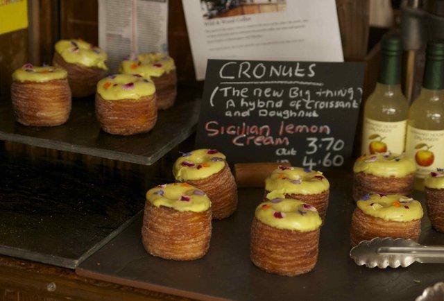 cronuts at cocomaya