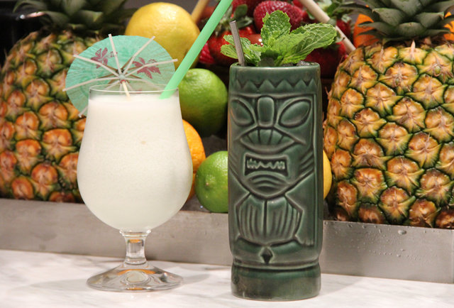 The Hawthorne's Swizzle Sunday Tiki Bar
