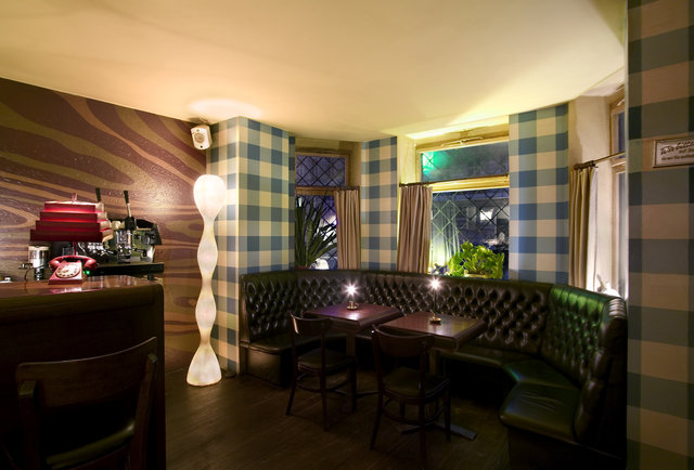 Green Door bar Berlin