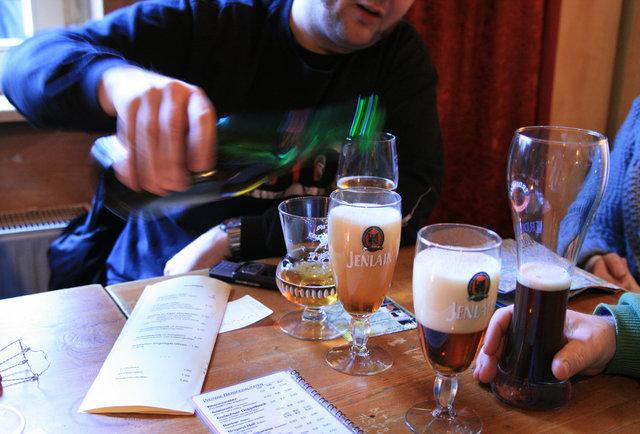 Aufsturz Berlin beer