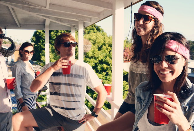 4 Hilarious Headbands in Time for Summer Drinking