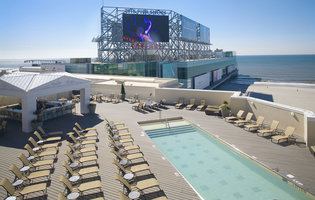 Your new favorite rooftop-pool-deck-nightclub-bar