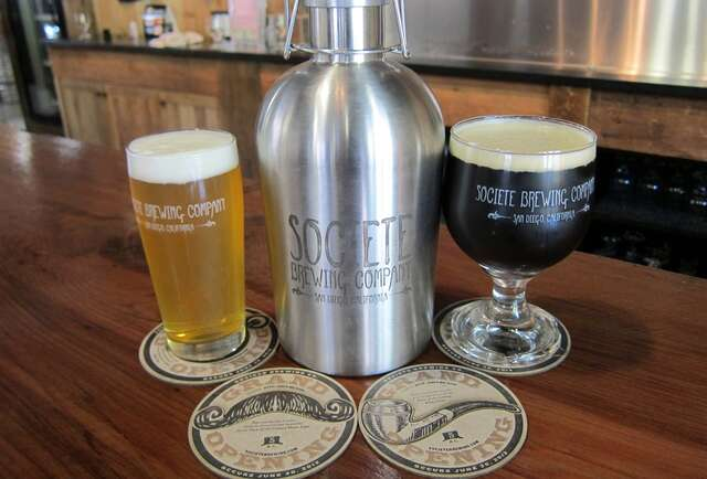 #6. Societe Brewing