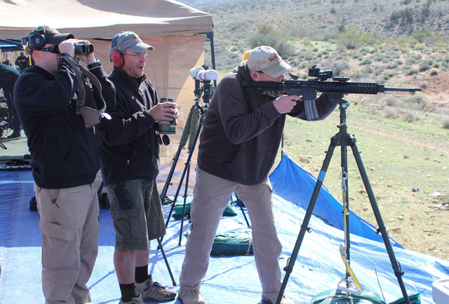 Big Sandy Shoot Competition