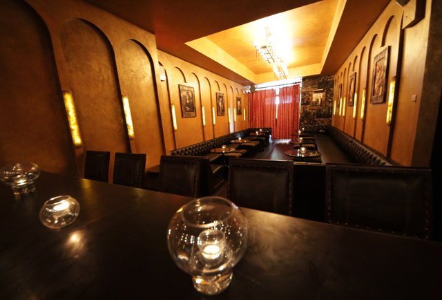 Soho's go-to kosher clubhouse