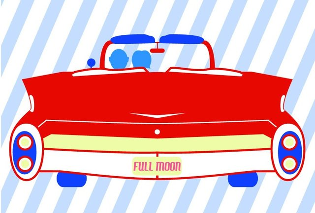 Full Moon Drive-In