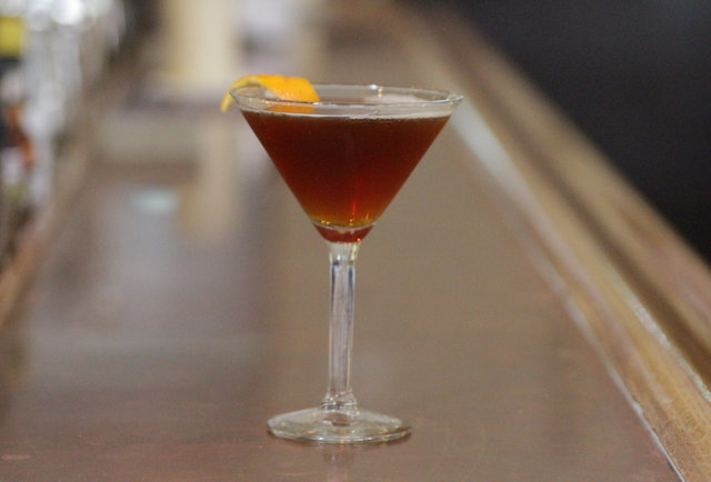 Bacon Manhattan - Barley & Grain