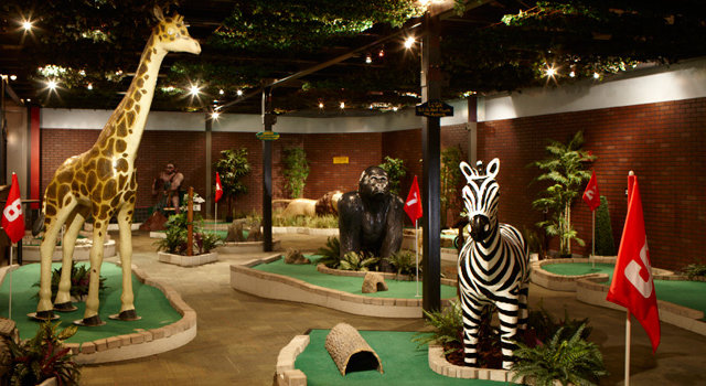 GVill Country Club's Mini Golf Beer Bash