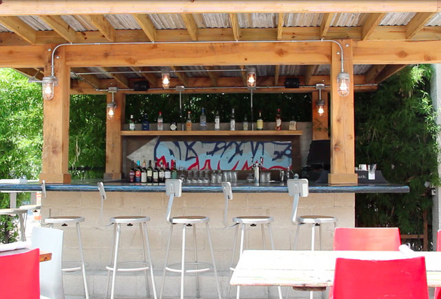 East Falls' In Riva adds a waterfront tiki