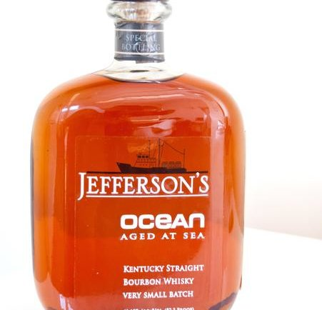 Jefferson's Ocean-Aged Bourbon