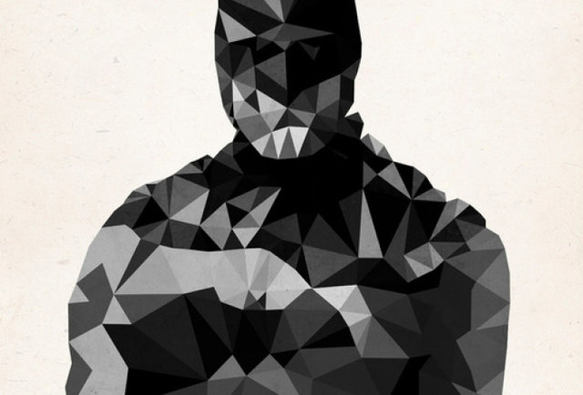 Polygon Superheroes