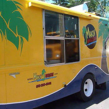 Makin' Jamaican Food Truck