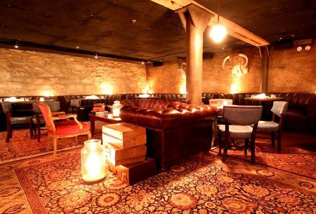 Bavette S Bar Amp Boeuf Eat Thrillist Chicago