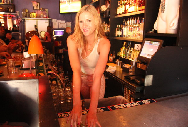 Hot Bartender Olympics Winners