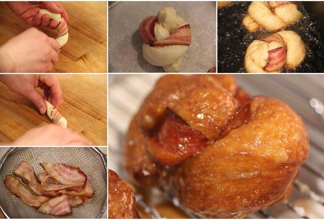 Cro-Knots at Angel Food Bakery in Minneapolis, Minnesota.