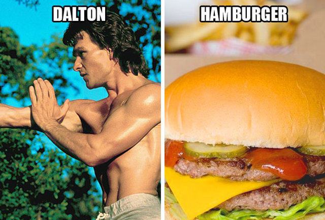 Dalton = Hamburger
