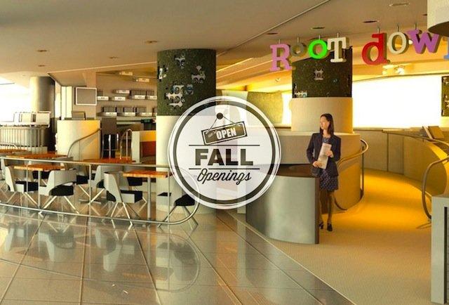 restaurants opening fall