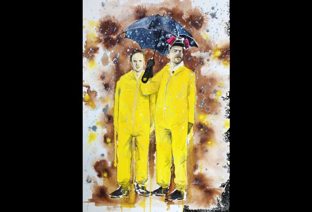The Breaking Bad Art Project