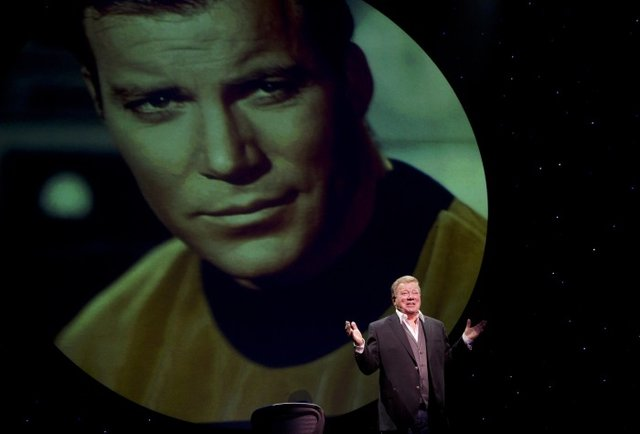 It's Shatner's World, You're Just Living In It