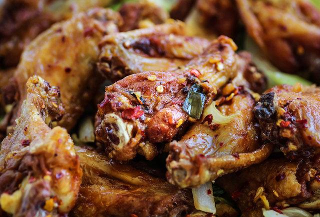 Best chicken wings in san diego thrillist san diego for Viet huong fish sauce