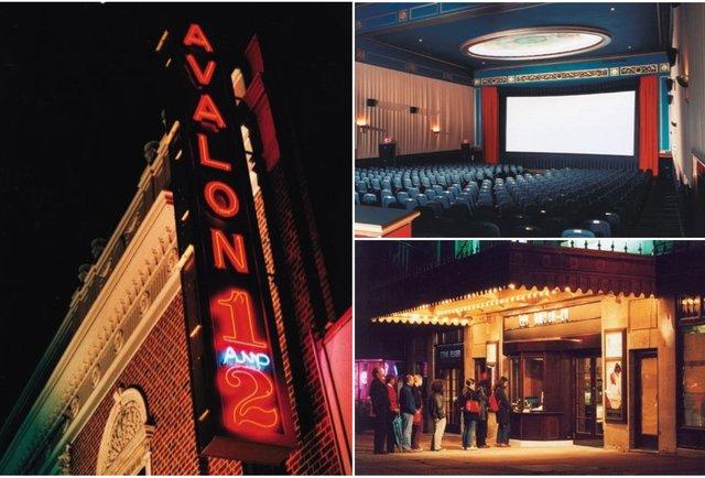 7 Movie theatres to booze in Avalon