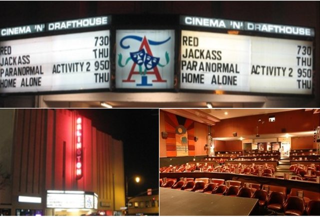 7 Movie theatres to booze in Arlington