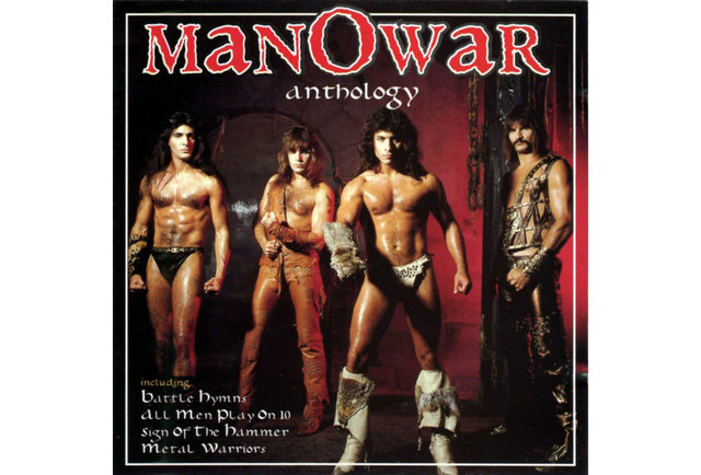 "No. 2: Manowar, ""Anthology"""