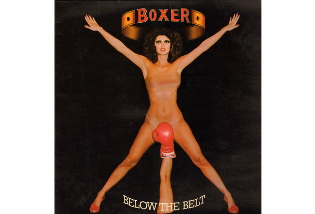 "No. 1: Boxer, ""Below The Belt"""