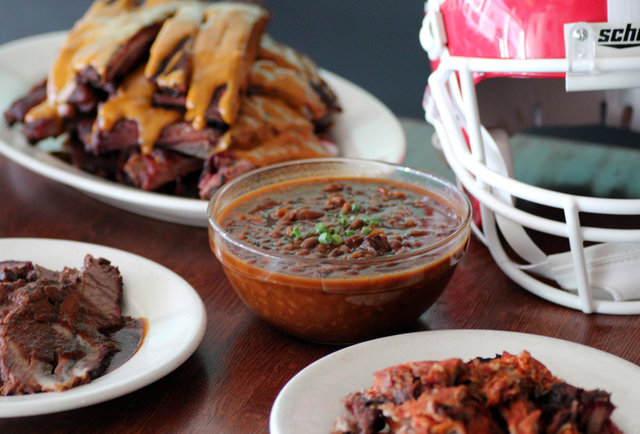 East Coast Grill's Pigskin Party Packs