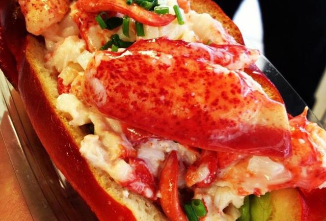 Holy lobster rolls in the West End