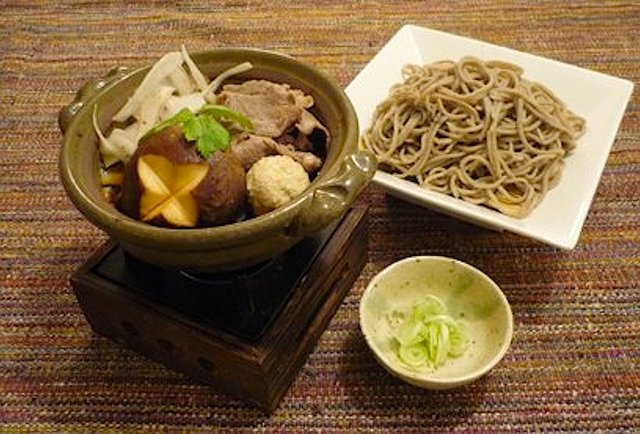 Soba noodlers' second spot on Kenmare
