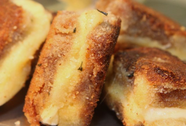 Rx Boiler Room -- Inside Out Grilled Cheese