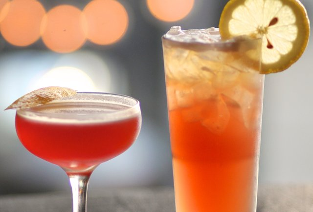 New Cocktails at Churchill