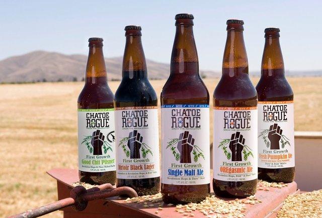 Rogue Ales beers