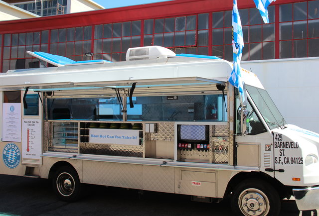 Municher German Food Truck