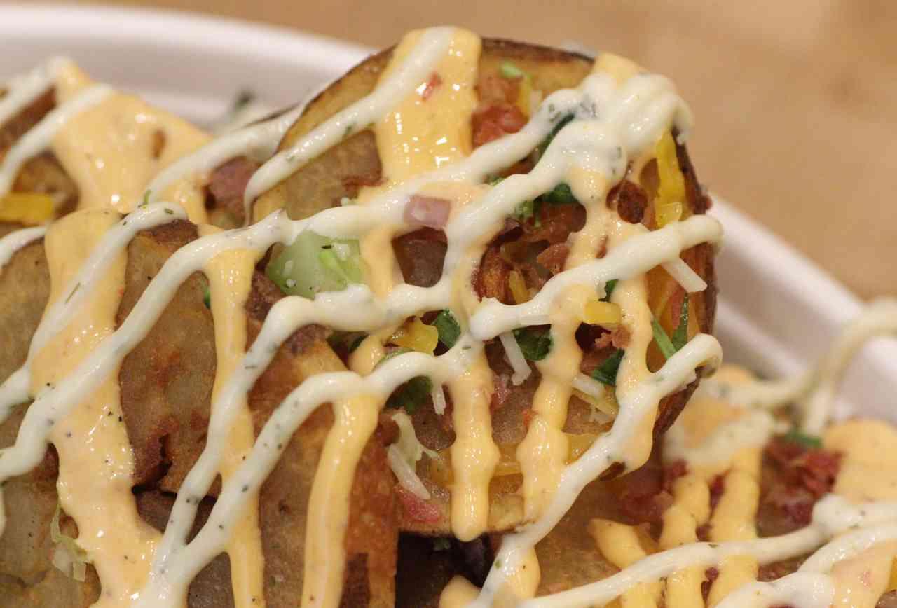 Potatopia - Cheese Fries NYC - Comatoser