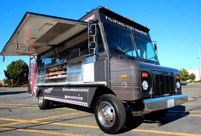 Xplosive Mobile Food Truck