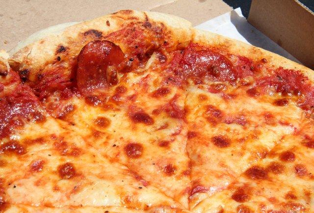 pizza buona la