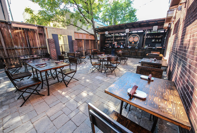 El Centro Georgetown House Infused Tequilas A Huge Back Patio And More Surprises Await