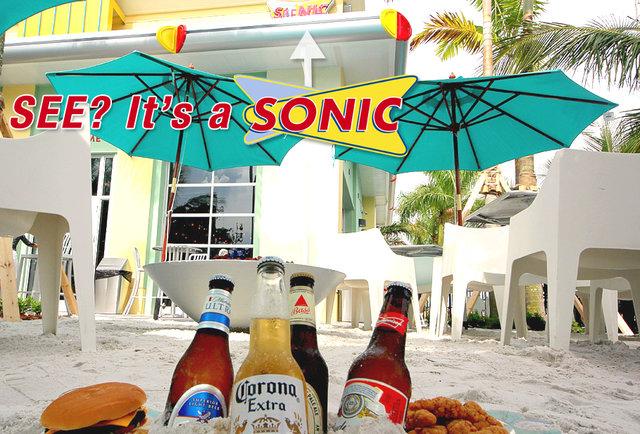 Sonic Beach Miami