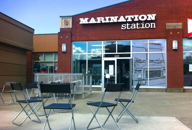 Marination Station Seattle